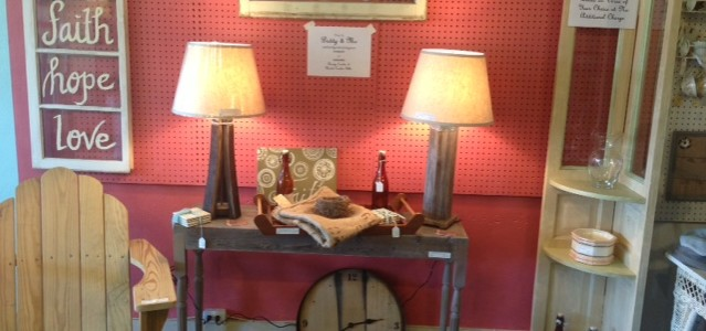 Lamps Barn Custom Made