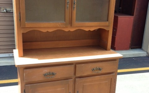 Kitchen Hutch China Cabinet