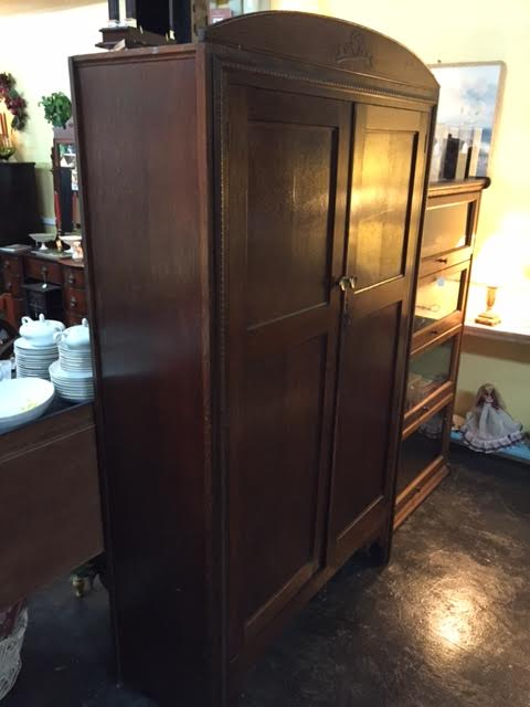 Wardrobe armoire antique
