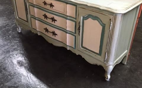 Buffet Foyer Credenza Console Dresser