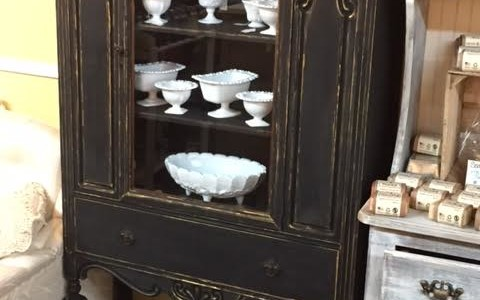 China cabinet Shabby Chic