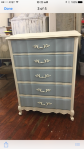 Chalk Paint French Provincial