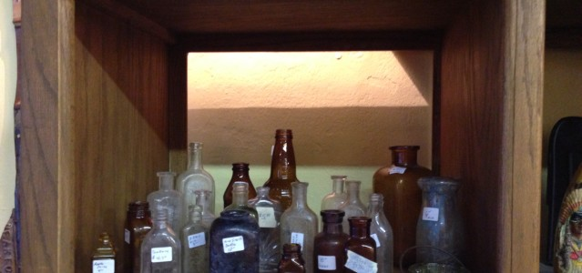 Bottles Glass Medicine