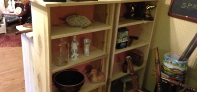 Custom Bookshelf Wood
