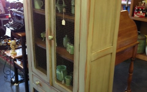 Pie Safe Kitchen Cabinet