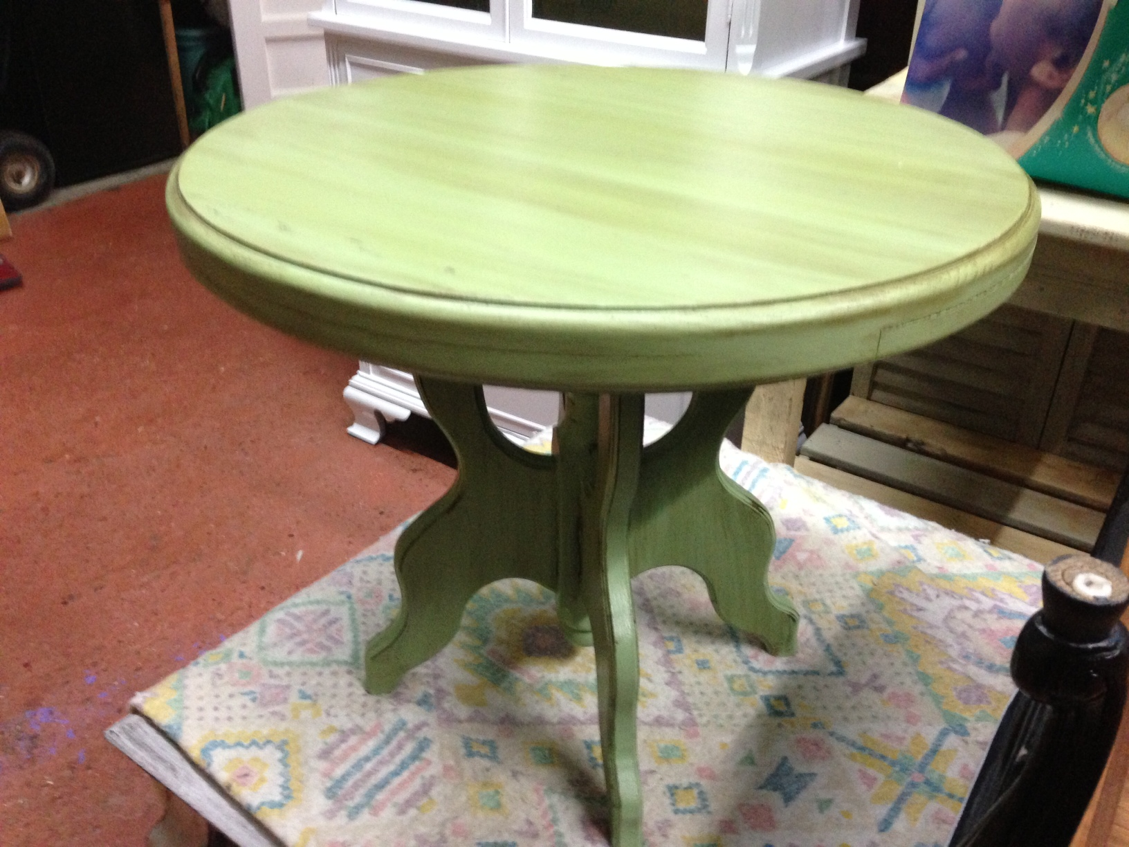 End Side Table Night Stand Wood