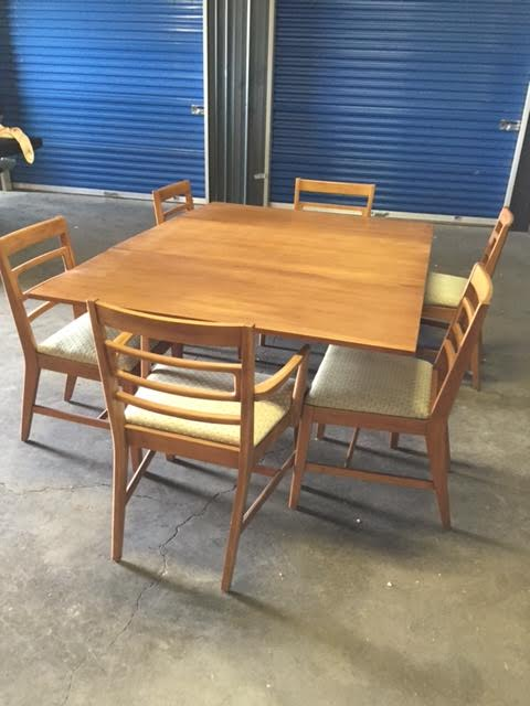 Dinette Drexel Mid Century Chairs
