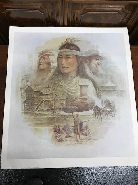 Cherokee Nation Native American