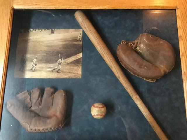 Babe Ruth Baseball Baseball Glove Baseball Bat Homerun King